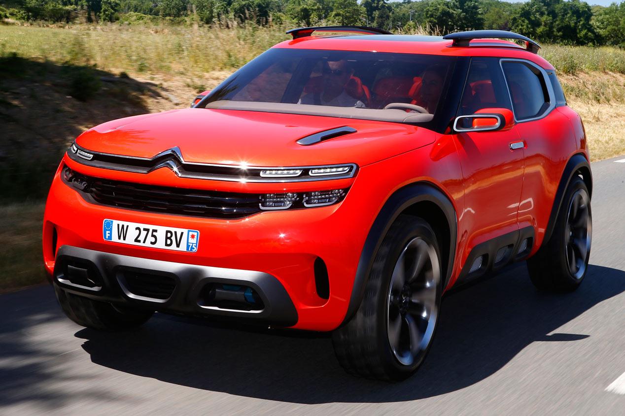 Primera prueba: Citroën Aircross, SUV de futuro