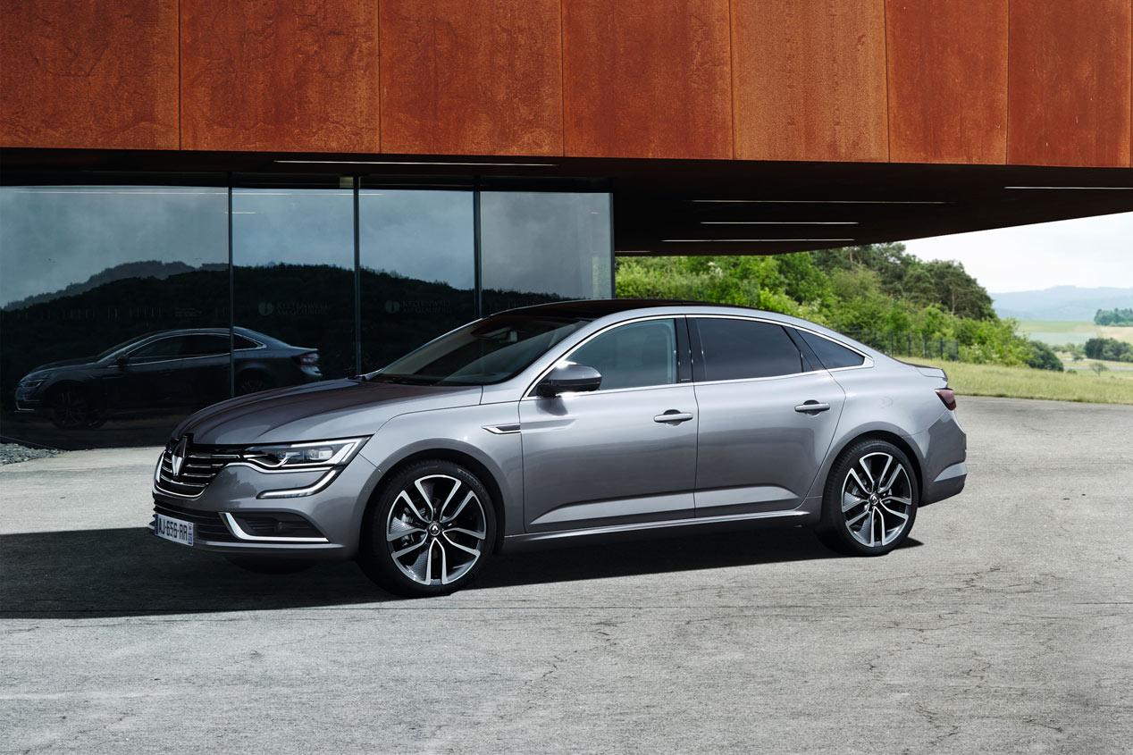 Renault Talismán, la nueva berlina que sustituirá al Laguna