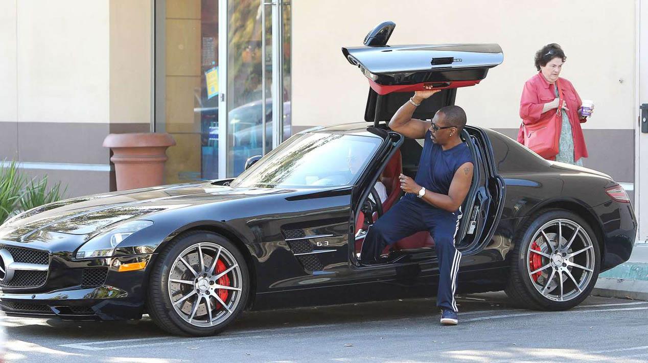 Los coches que conducen los famosos