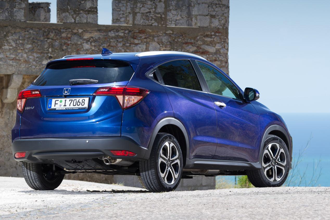 Primera prueba: Honda HR-V, el SUV revolucionario ...