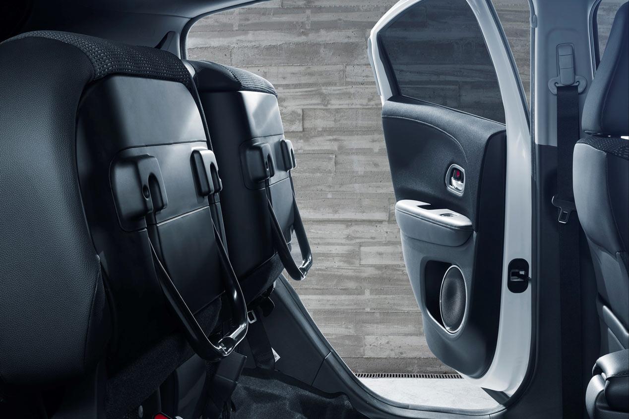 Primera prueba: Honda HR-V