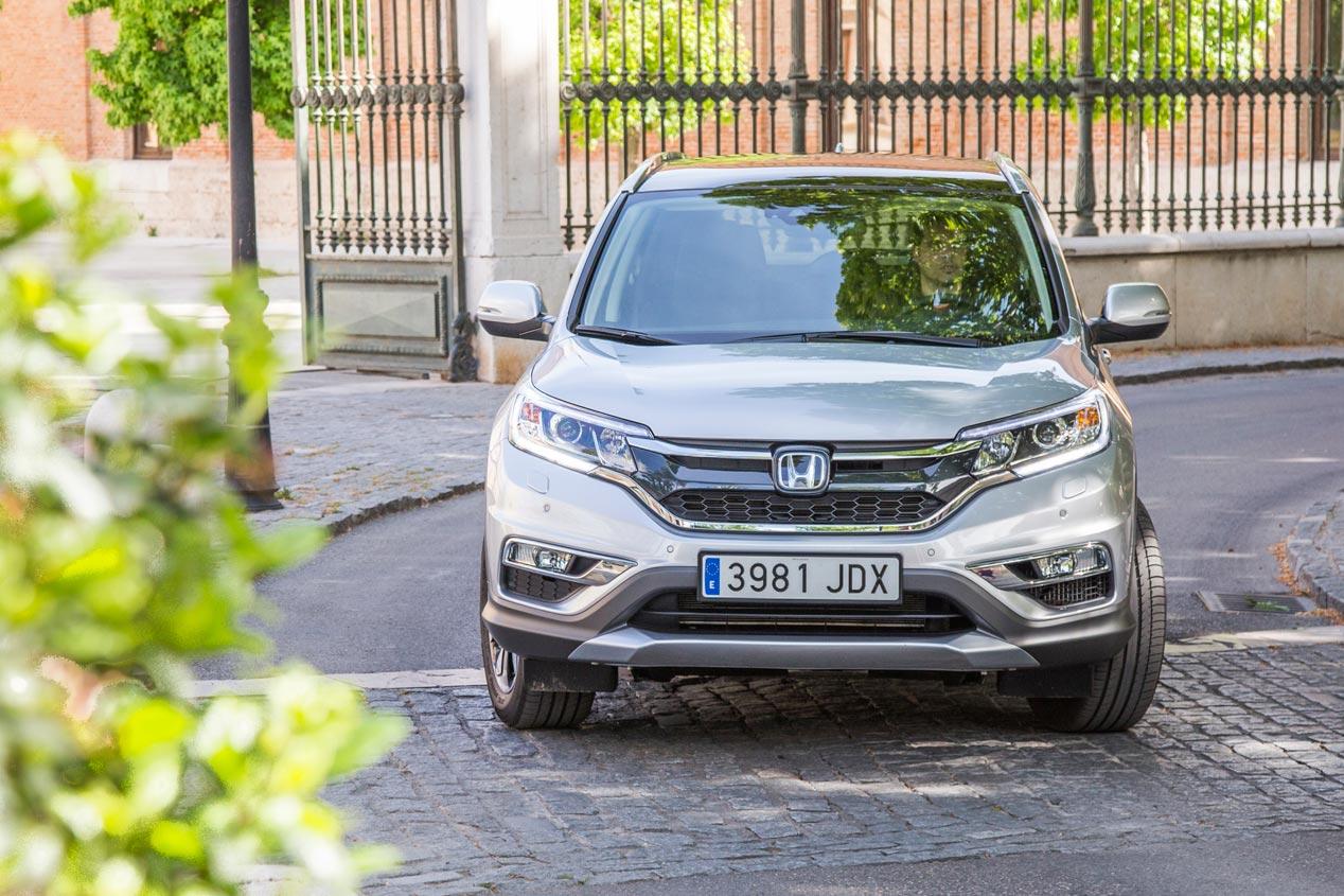 Prueba: Honda CR-V 1.6 i-DTEC 160 CV 4WD, especie protegida