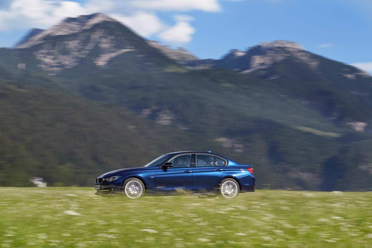 Primera prueba: BMW Serie 3 340i 2015, agilidad potenciada