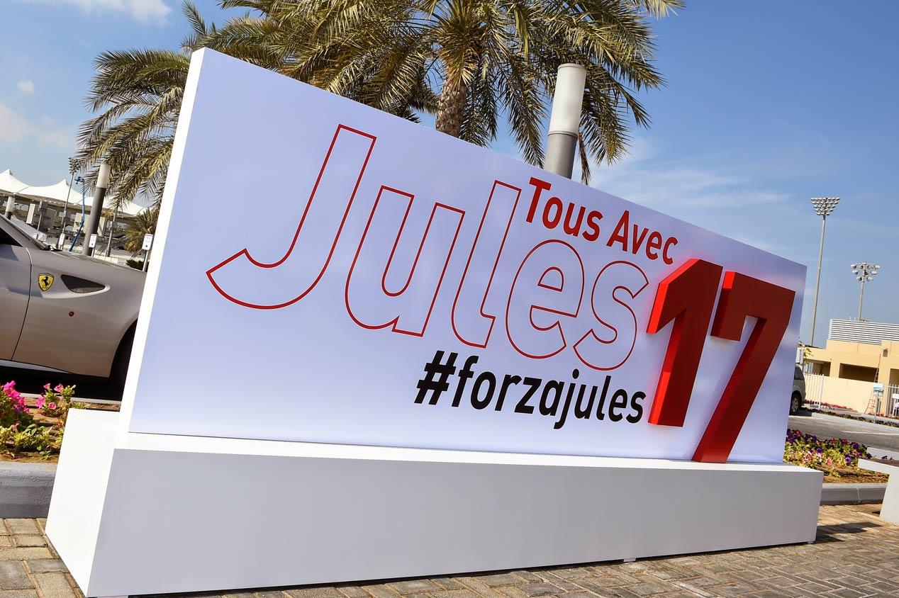 Adiós a Jules Bianchi: las mejores imágenes de su carrera