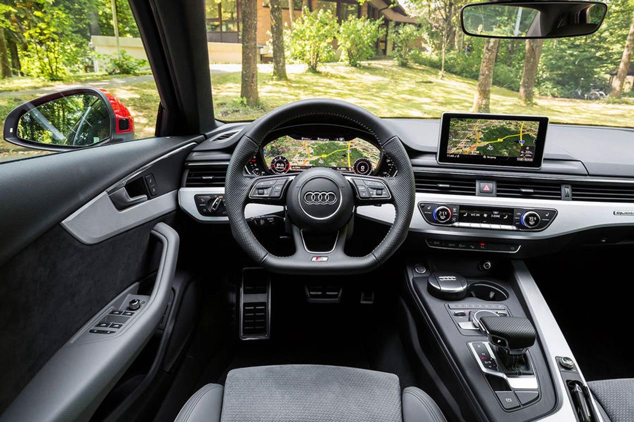 Primera prueba: Audi A4 2015, la revolución digital continúa