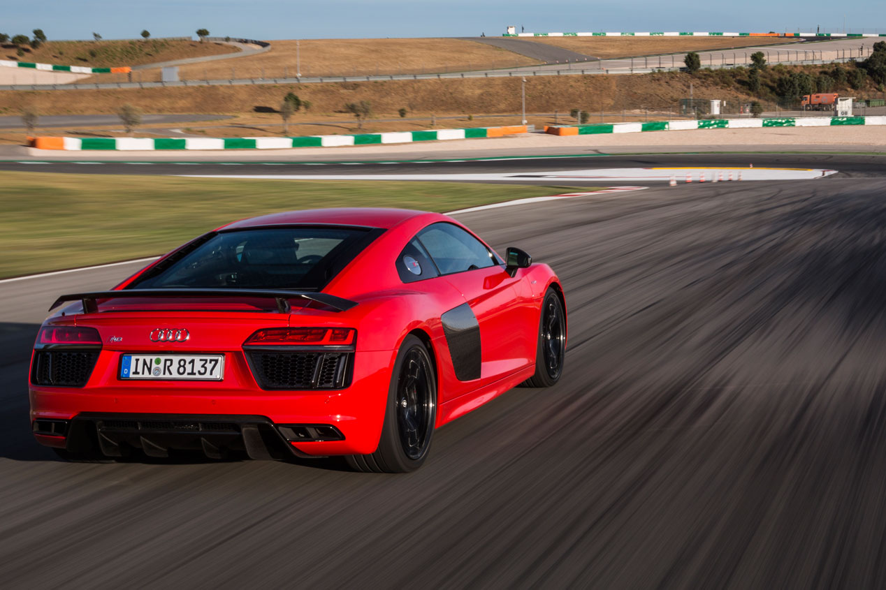 Audi R8 2015, el mejor coche