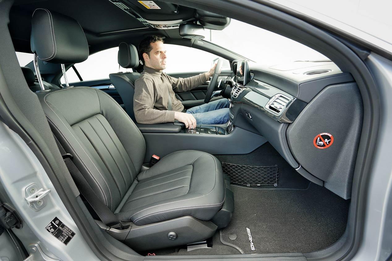 Comparativa: Audi A7 frente a Mercedes CLS