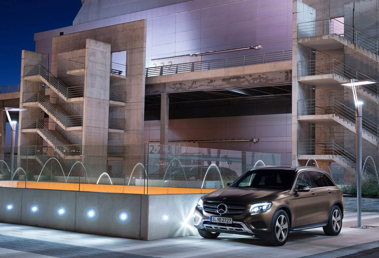 Primera prueba: Mercedes GLC 250d 4Matic