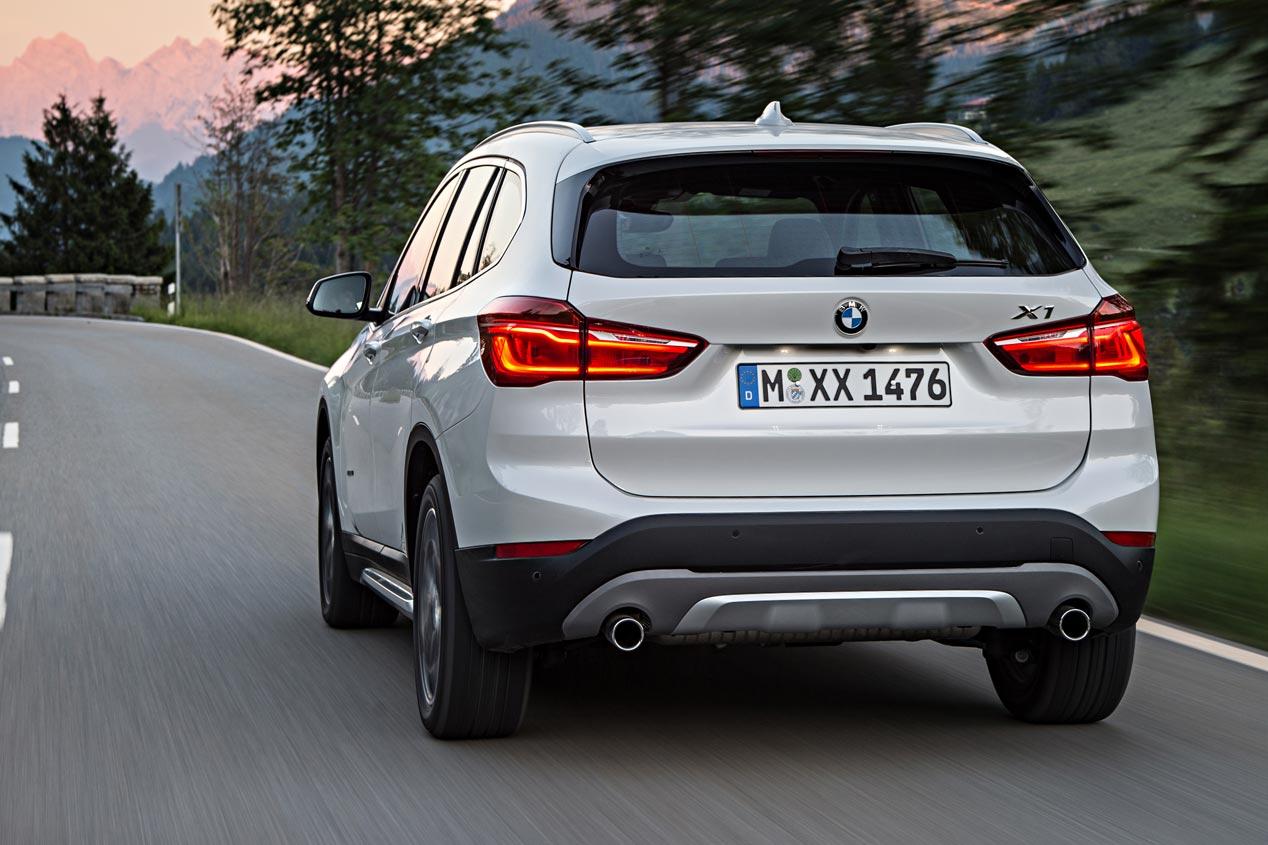 Primera prueba: BMW X1, activación del ser