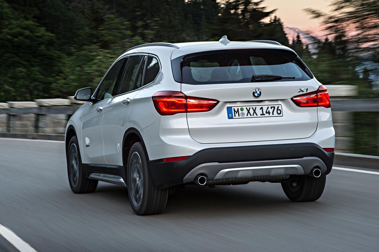 Primera prueba: BMW X1, activación del ser | Autopista.es