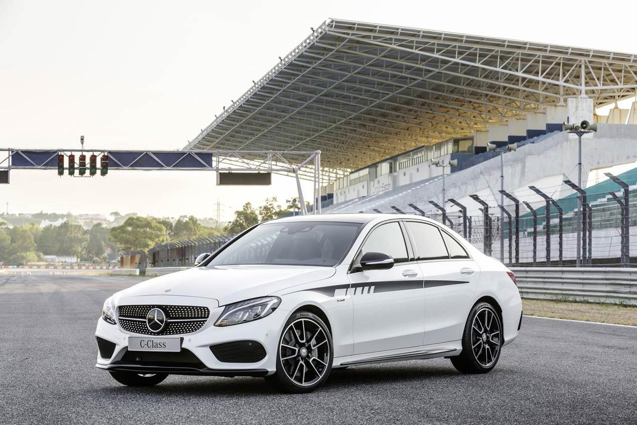 Nuevos accesorios AMG para el Mercedes Clase C