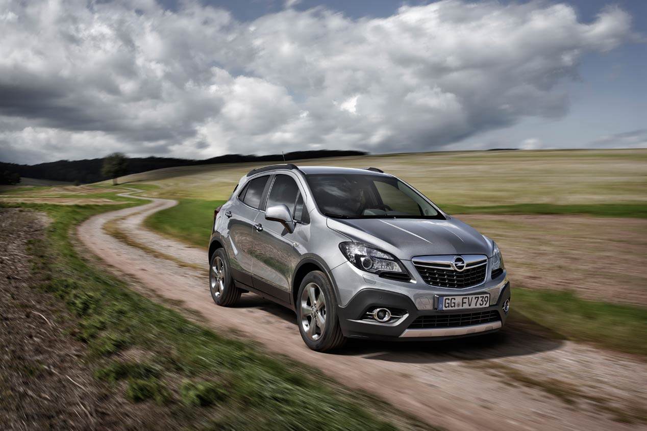 Opel Mokka Color Edition