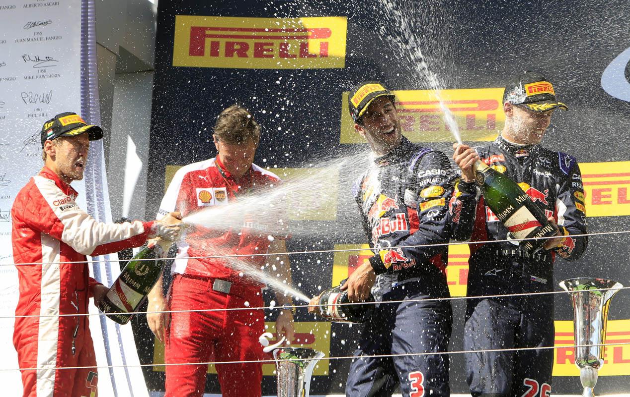 F1: GP Hungría 2015
