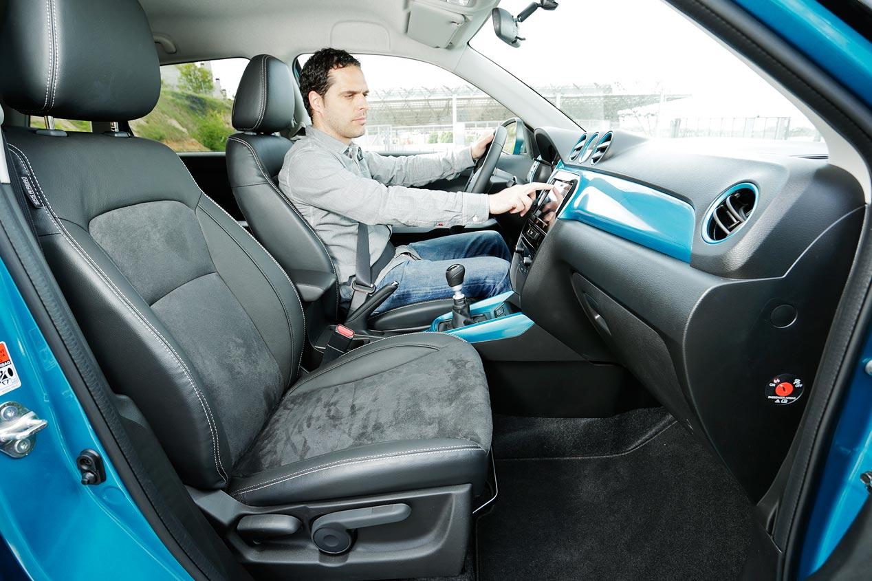 Suzuki Vitara contra Fiat 500X, SUV a la moda