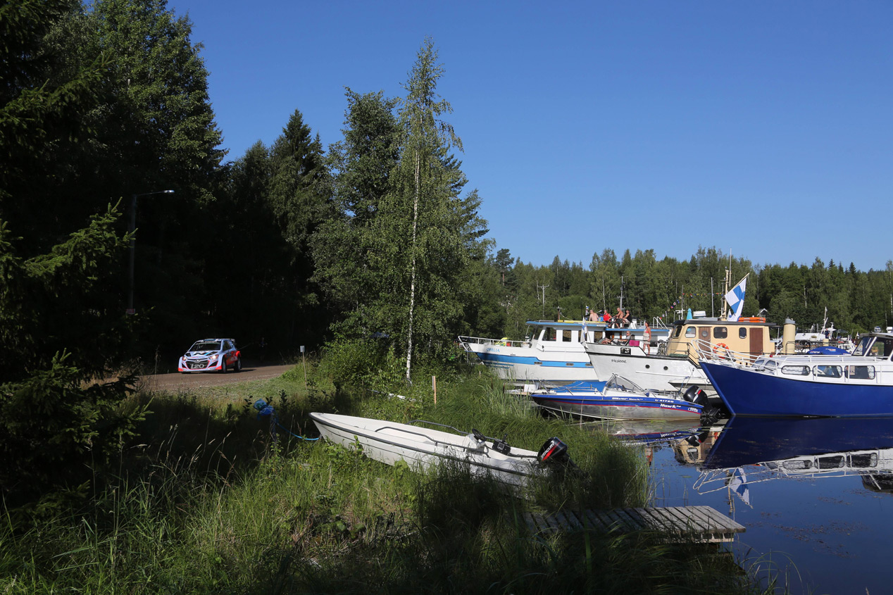 WRC: Rallye de Finlandia