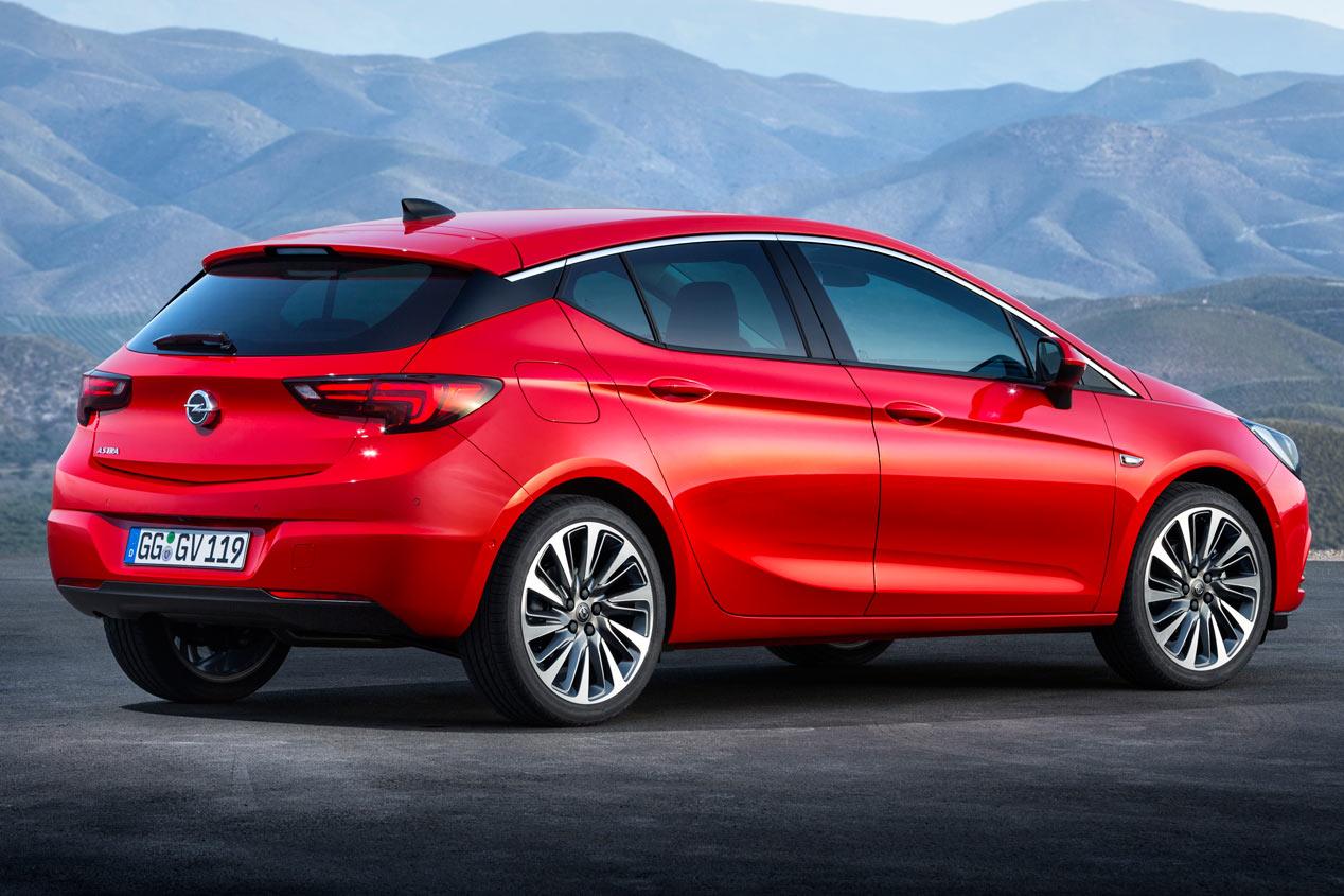 Opel Astra 1.4 Ecotec Turbo 125 y 150 CV