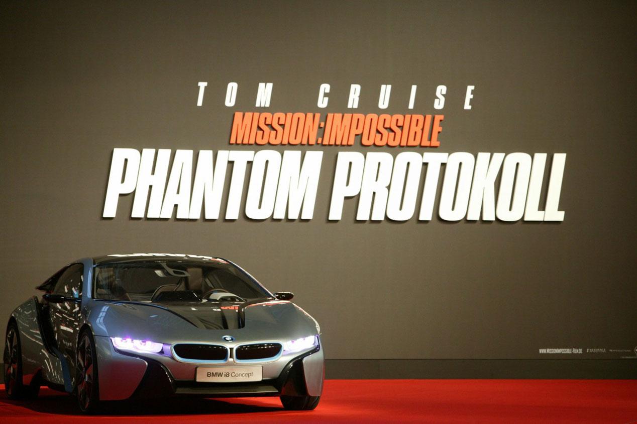 Los mejores coches de Misión Imposible