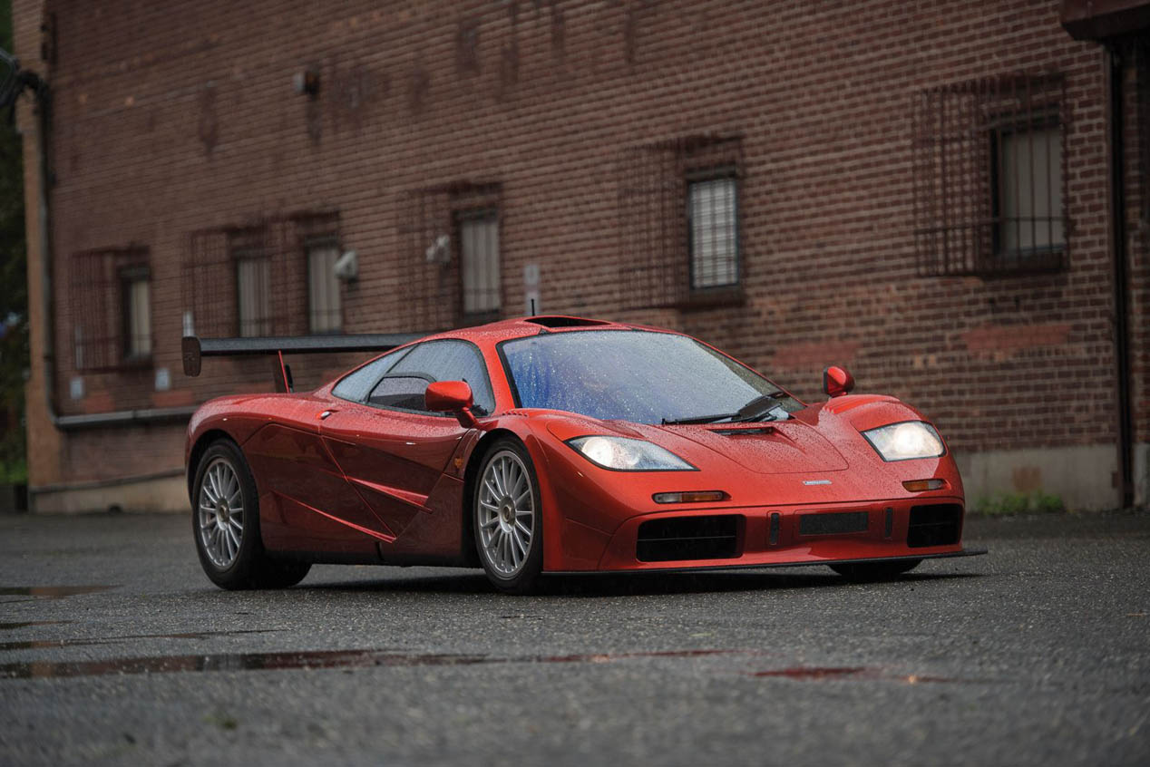 McLaren F1 LM-Specification (1988)