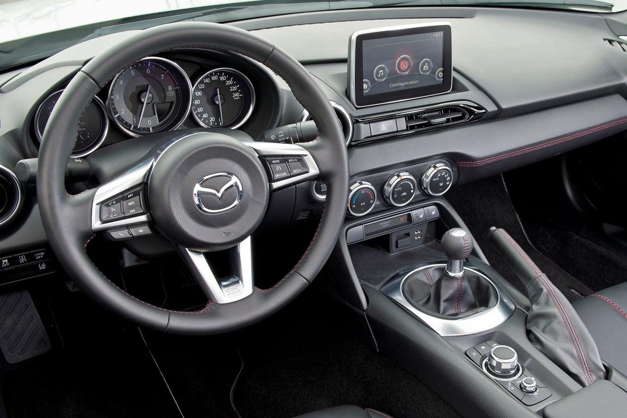 ¿Es un Mazda MX-5 como un Porsche Boxster?
