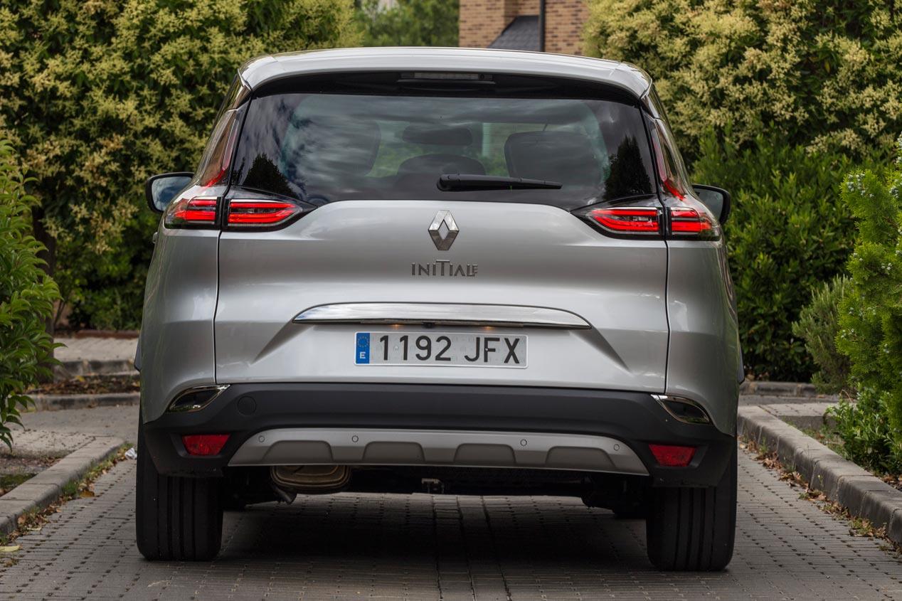 Prueba: Renault Espace dCi Twin Turbo EDC