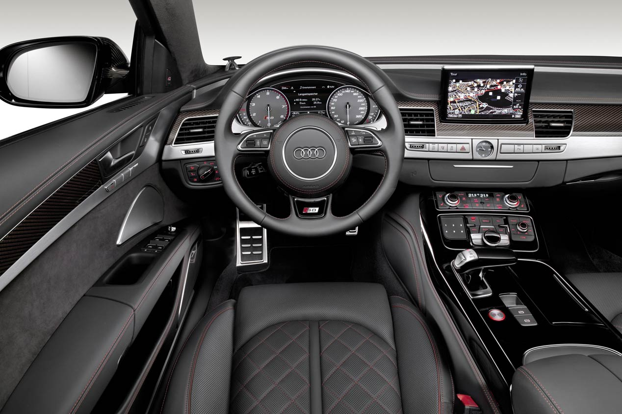 Audi S8 Plus, oda al gran lujo deportivo