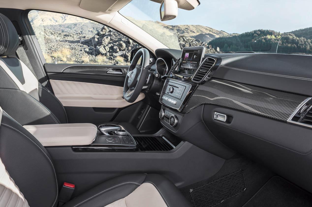Mercedes GLE 450 AMG Coupé: fotos, precio y todos los detalles