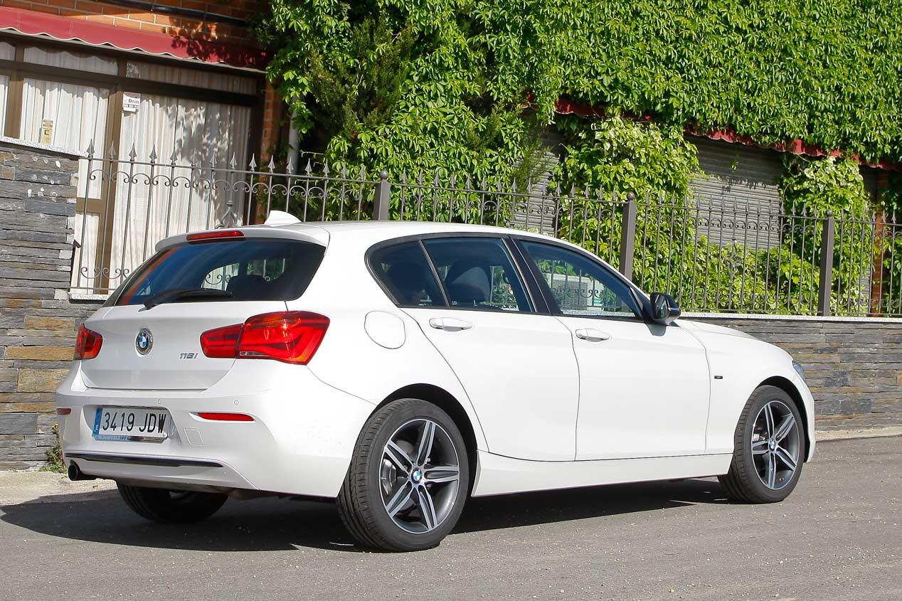 Prueba: BMW 116i, revolución interior