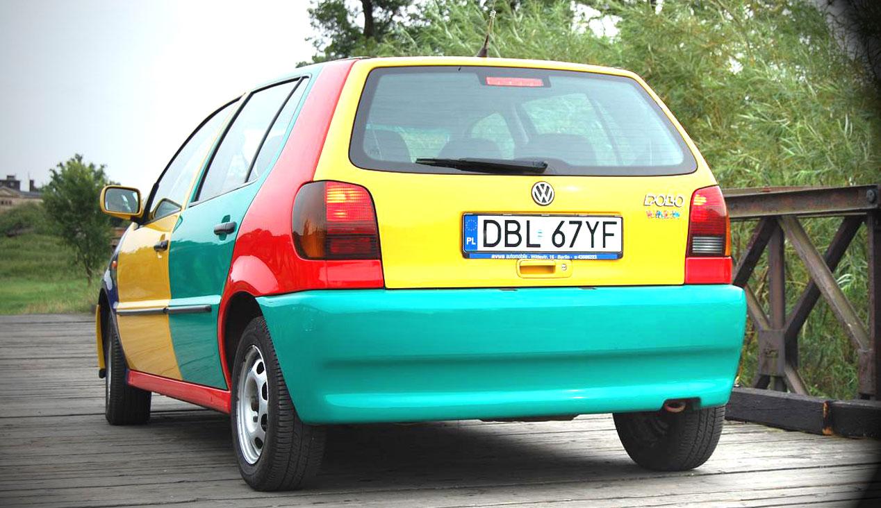 Volkswagen Polo III Harlequin (1994)