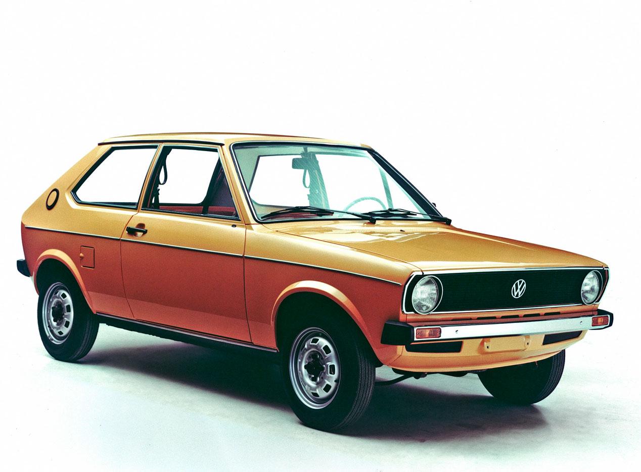 Volkswagen Polo I (1975)