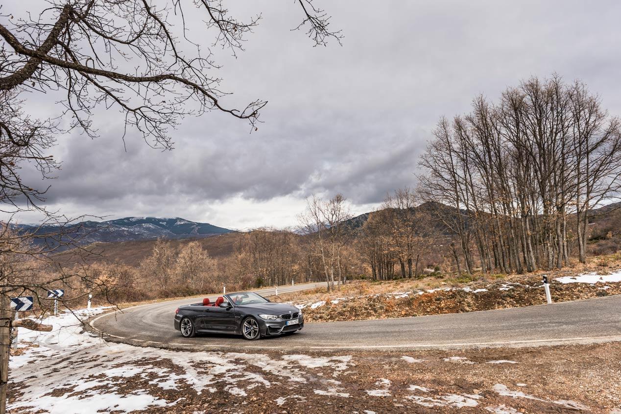 Prueba: BMW M4 Cabrio, la furia del viento