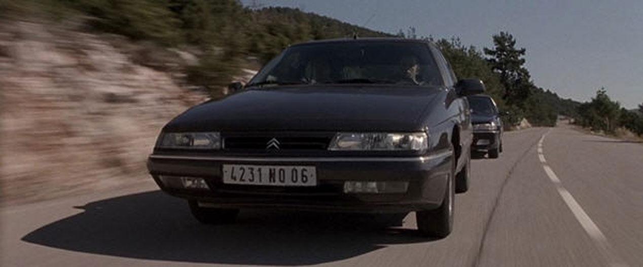 Citroën en el cine, como una estrella más en la gran pantalla