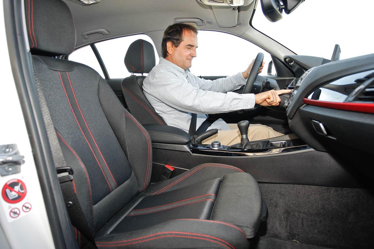 Comparativa: BMW 116i frente a Peugeot 308 1.2 Puretech