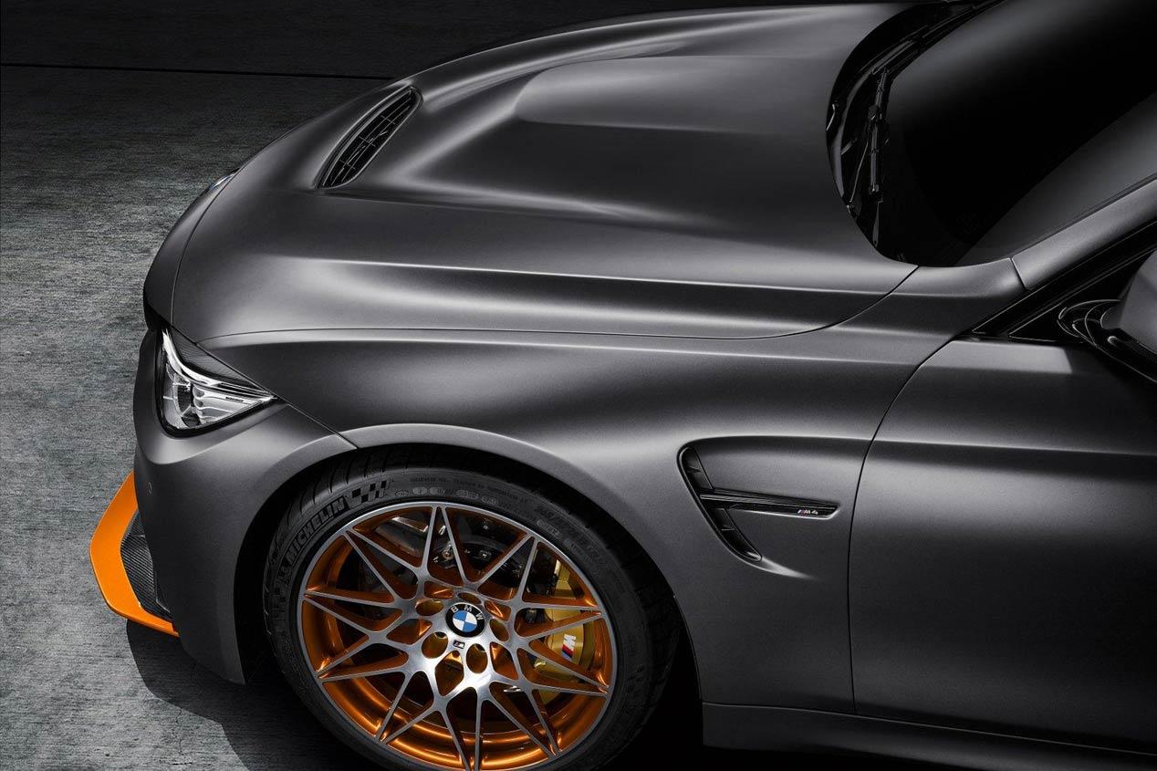 BMW Concept M4 GTS, ¡vaya bestia parda!