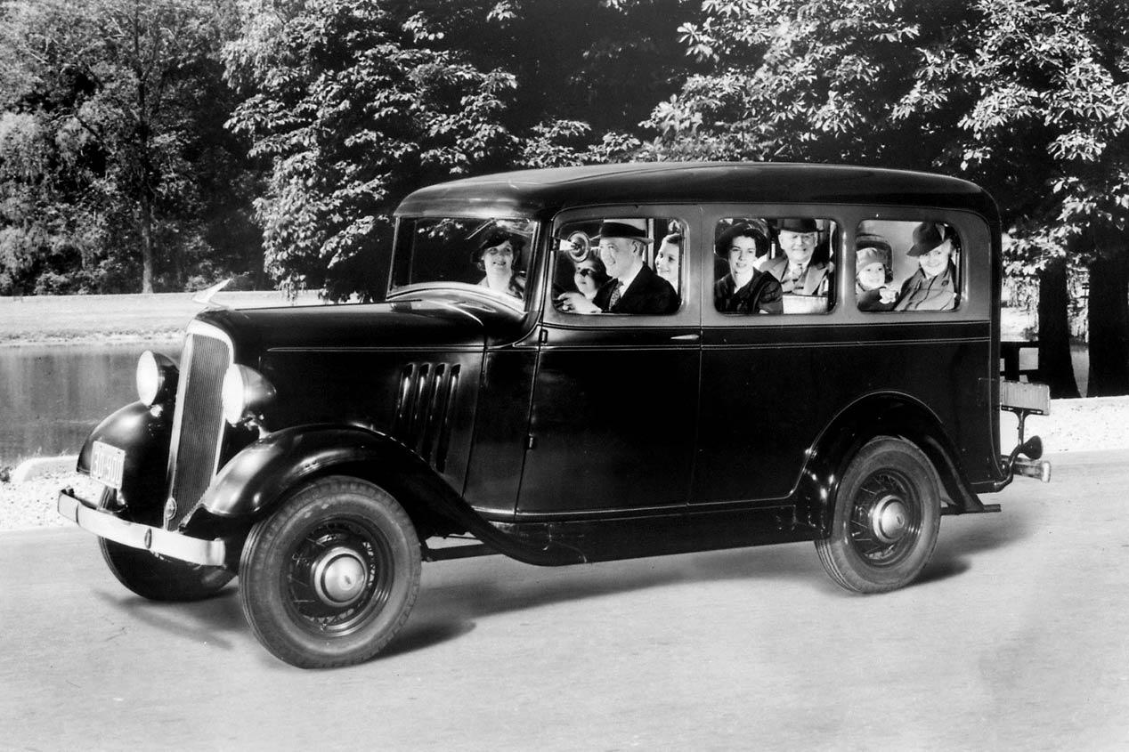 Los 5 coches con denominación comercial más antigua