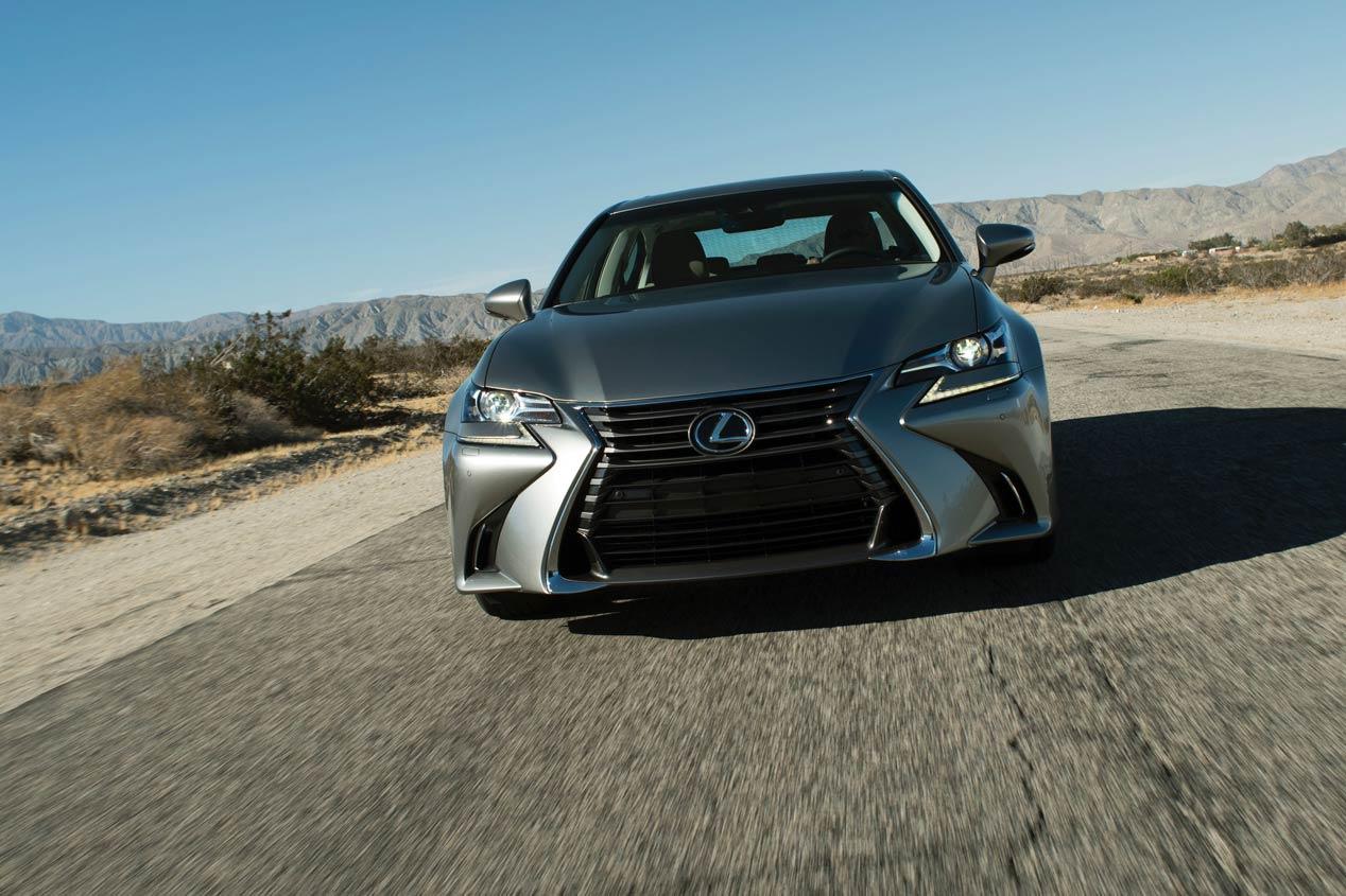 Lexus GS 2016, rediseñado y re-equipado