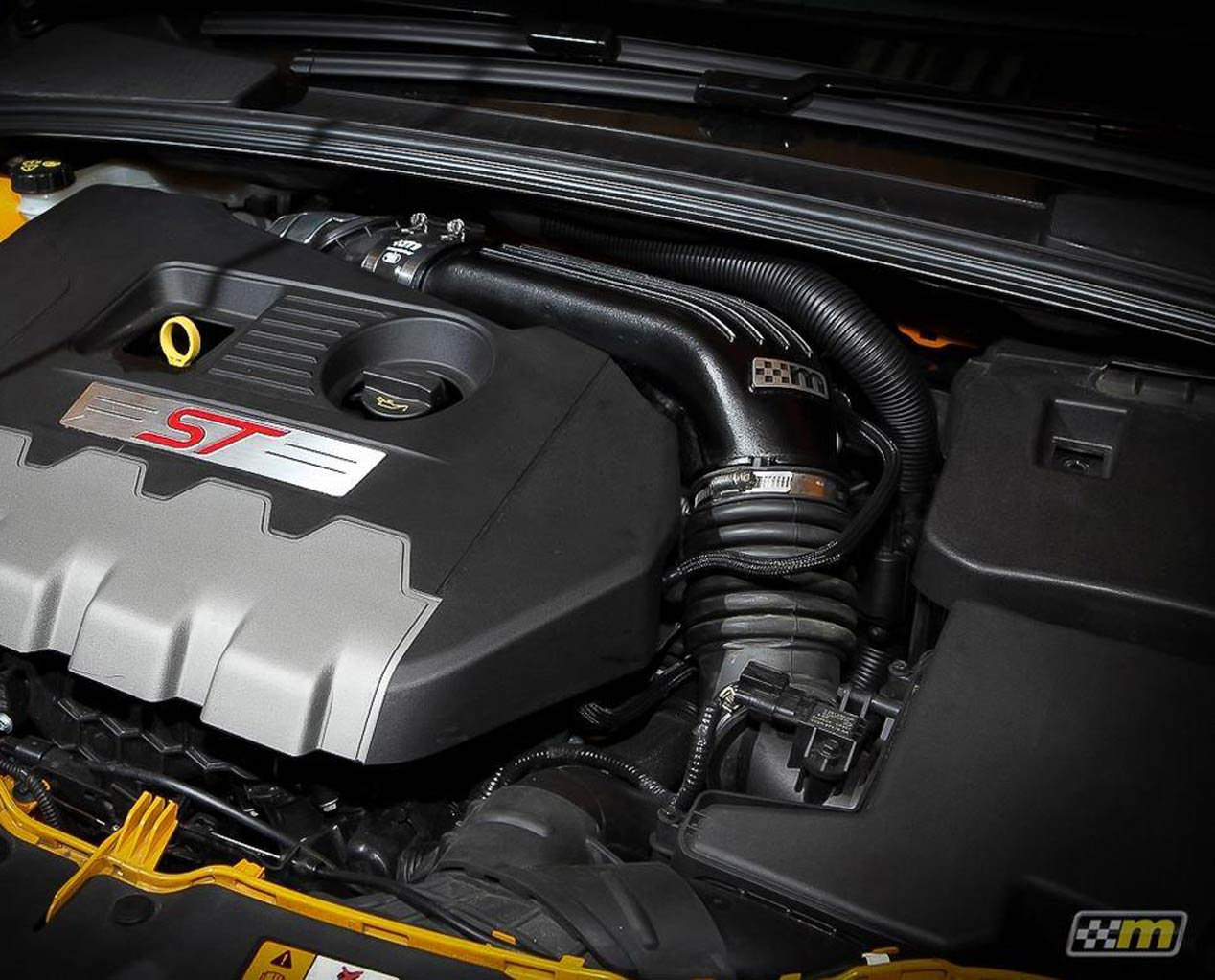 Ford Focus ST 2015 Performance