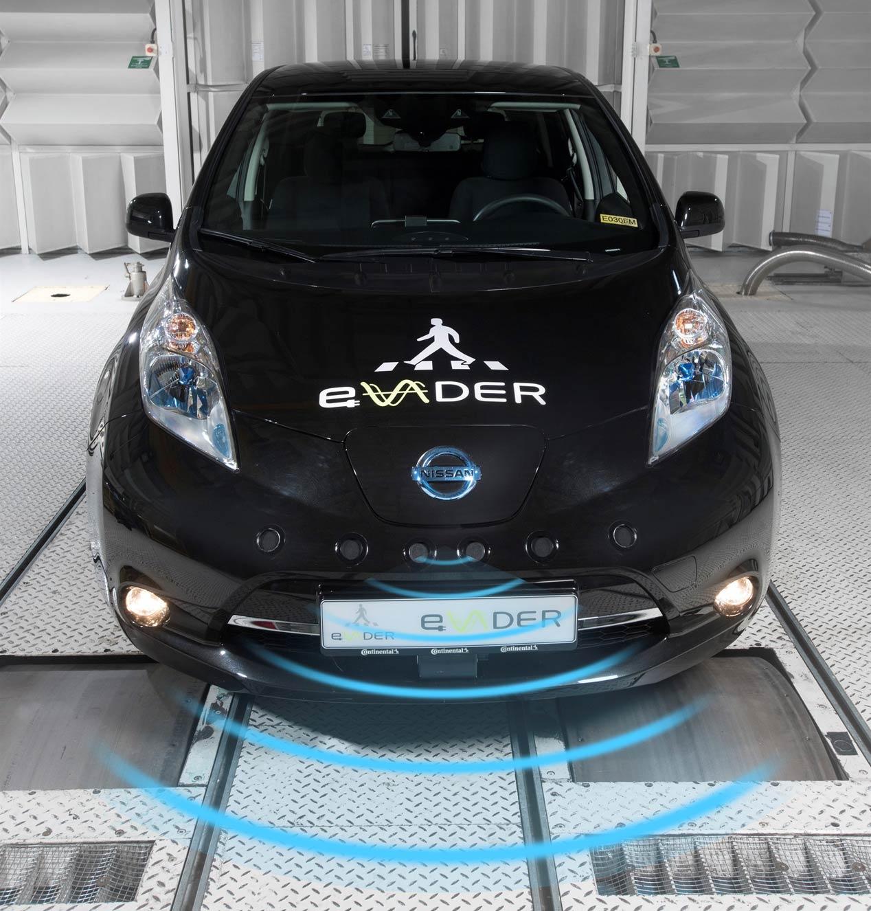Nissan y su sistema artificial de sonido para coches eléctricos