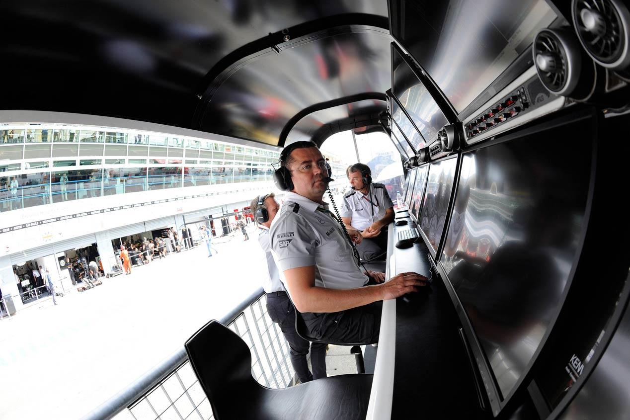 Entrevista a Eric Boullier, el Director Deportivo de McLaren