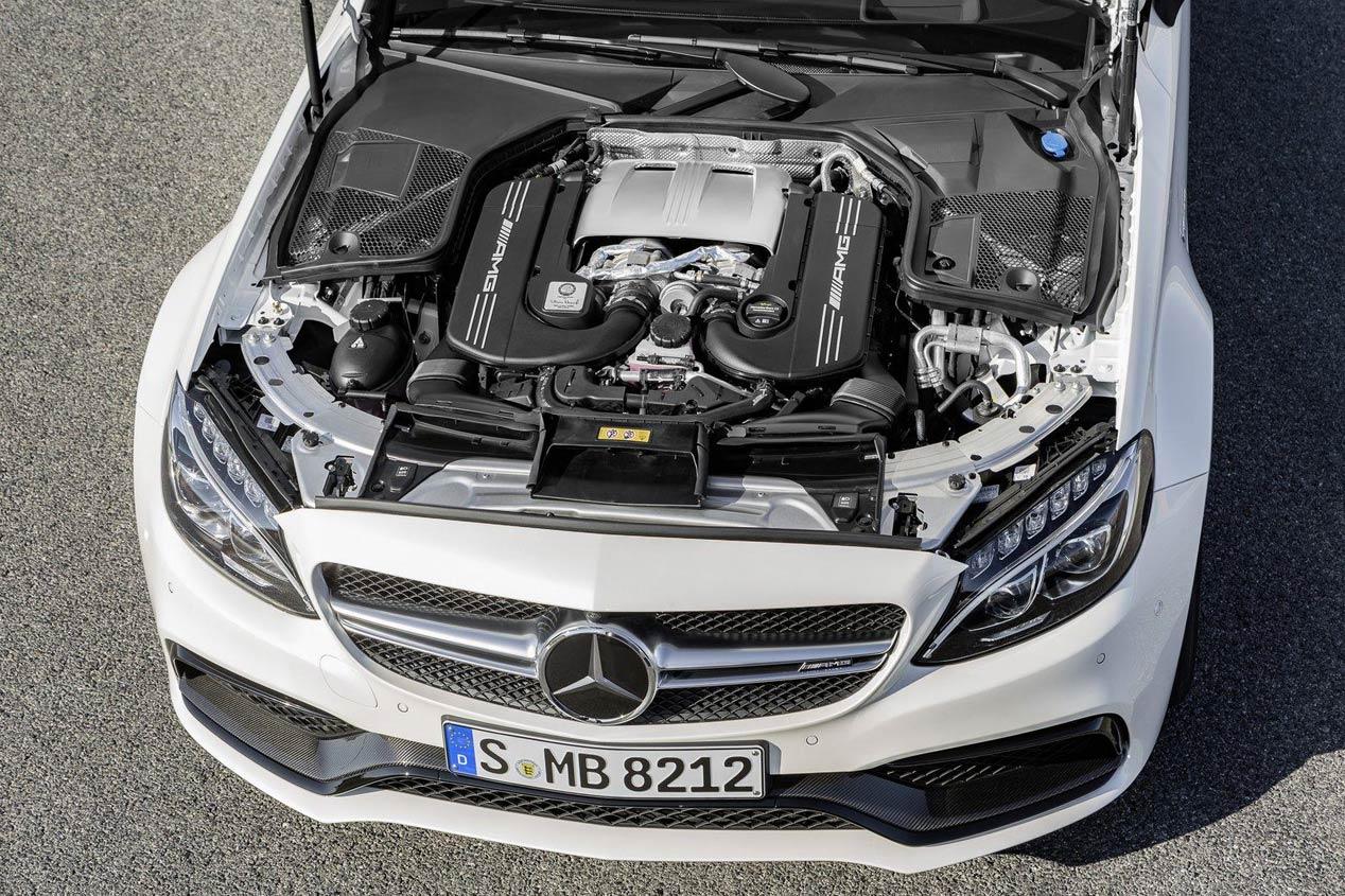 Mercedes C63 AMG Coupé 2016