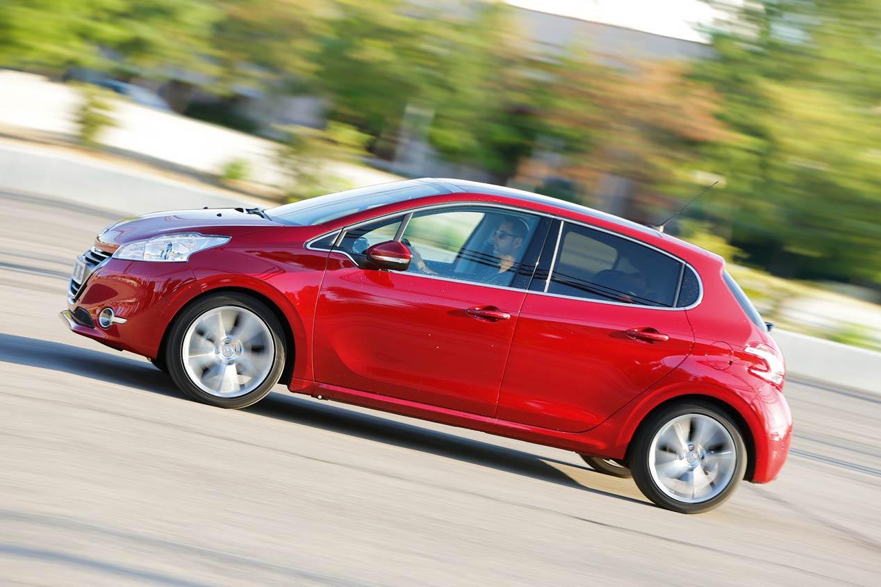 Los 10 coches más vendidos en Europa hasta julio de 2015