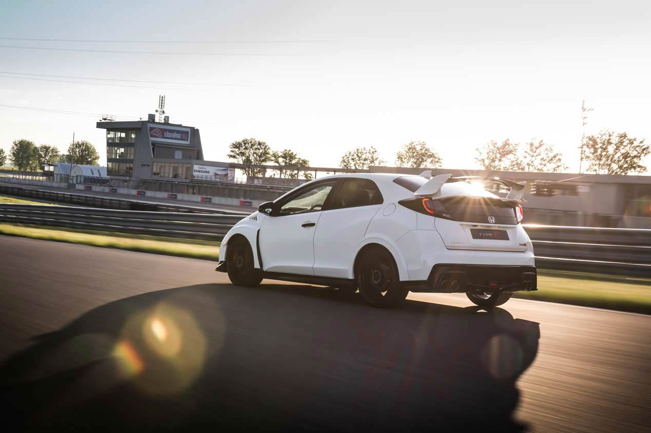 Comparativa: Honda Civic Type R vs Seat León Cupra