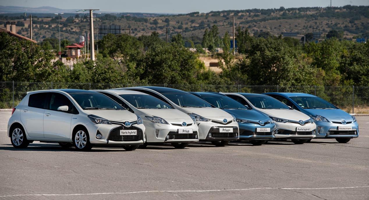 Toyota supera los 8 millones de coches híbridos vendidos