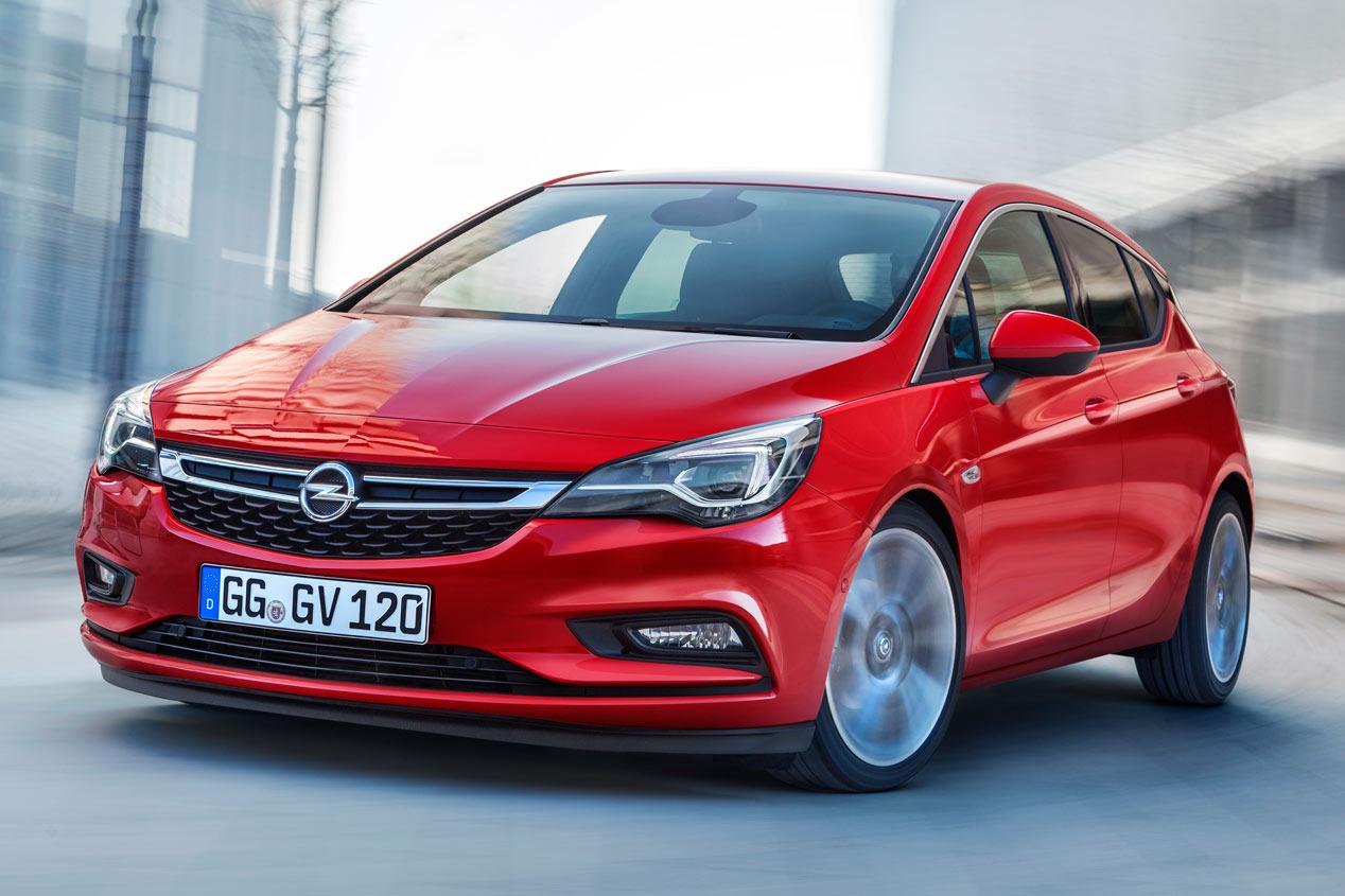 El nuevo Opel Astra frente a sus rivales