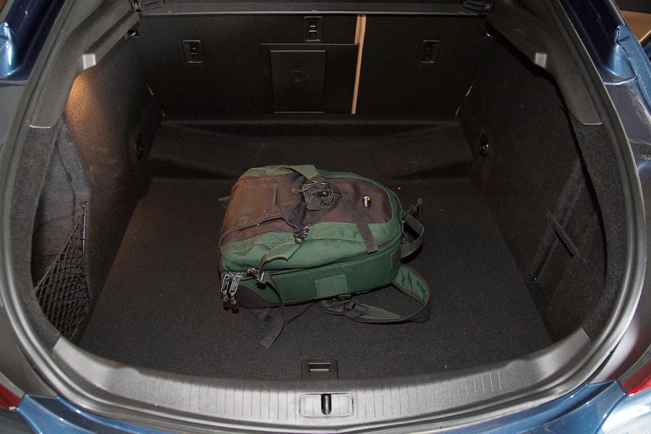 Las berlinas con mayor maletero