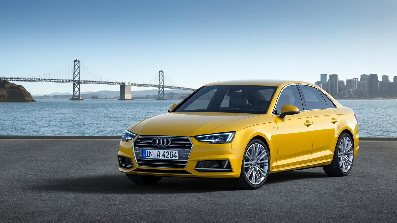 Asistente predictivo de eficiencia de Audi