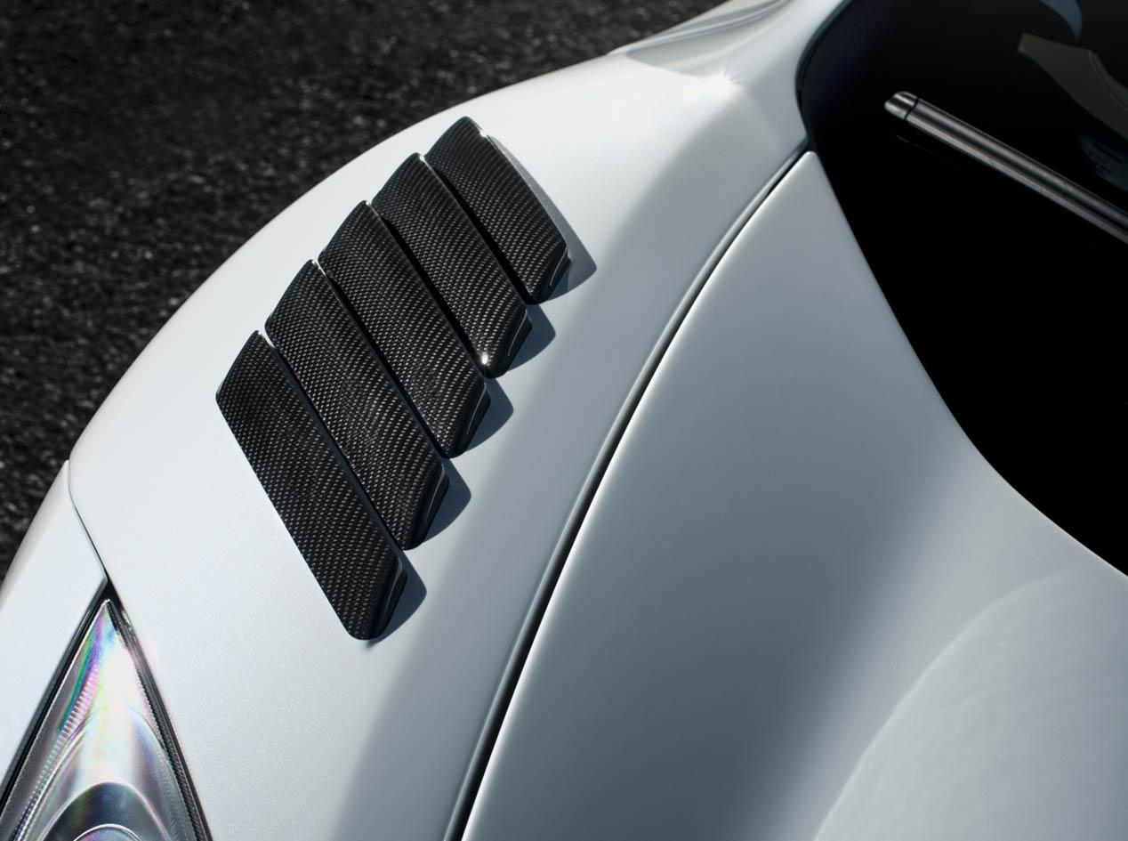 El 90 por ciento de los McLaren P1 se 'tunean'