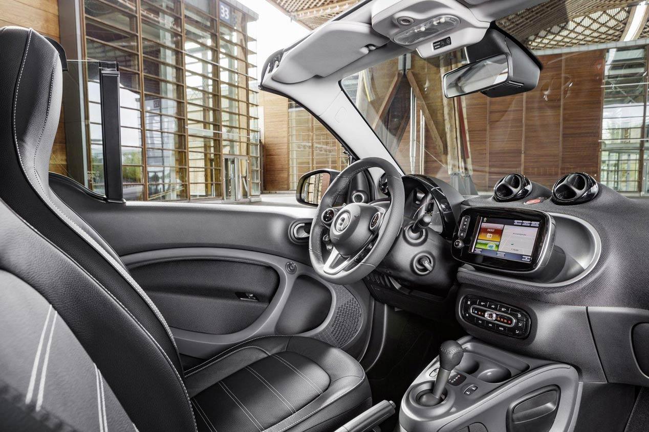 Smart ForTwo Cabrio 2016 en el Salón de Frankfurt