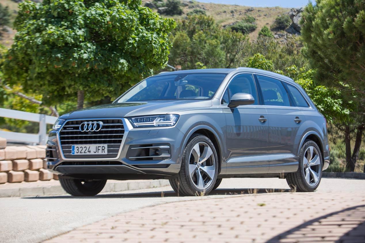 Prueba: Audi Q7 3.0 TDI quattro tiptronic, el SUV más cómodo