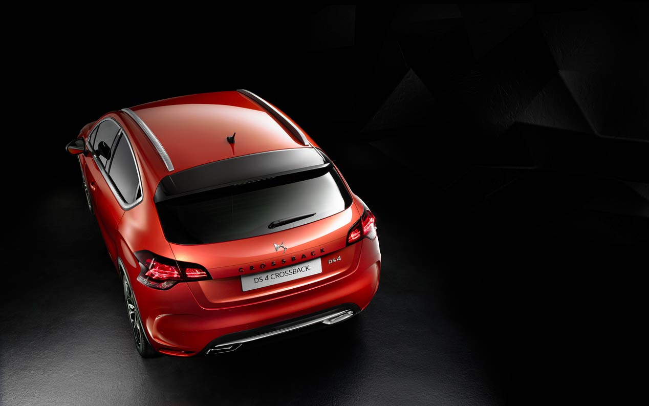 DS 4 Crossback 2015