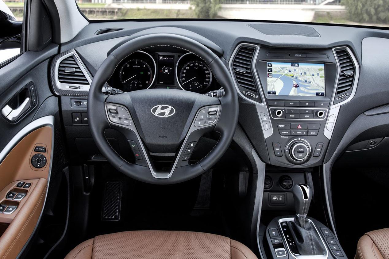 Hyundai Santa Fe 2016, más y mejor